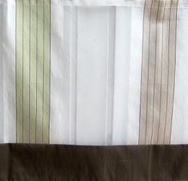 raffrollo braun gr n b ndchenrollo 100 b x 135 cm h. Black Bedroom Furniture Sets. Home Design Ideas