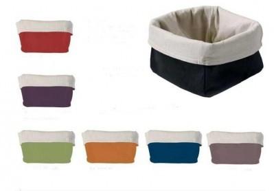 Brotkorb Stoff brotkorb textil krempelkorb brotkörbchen ebay
