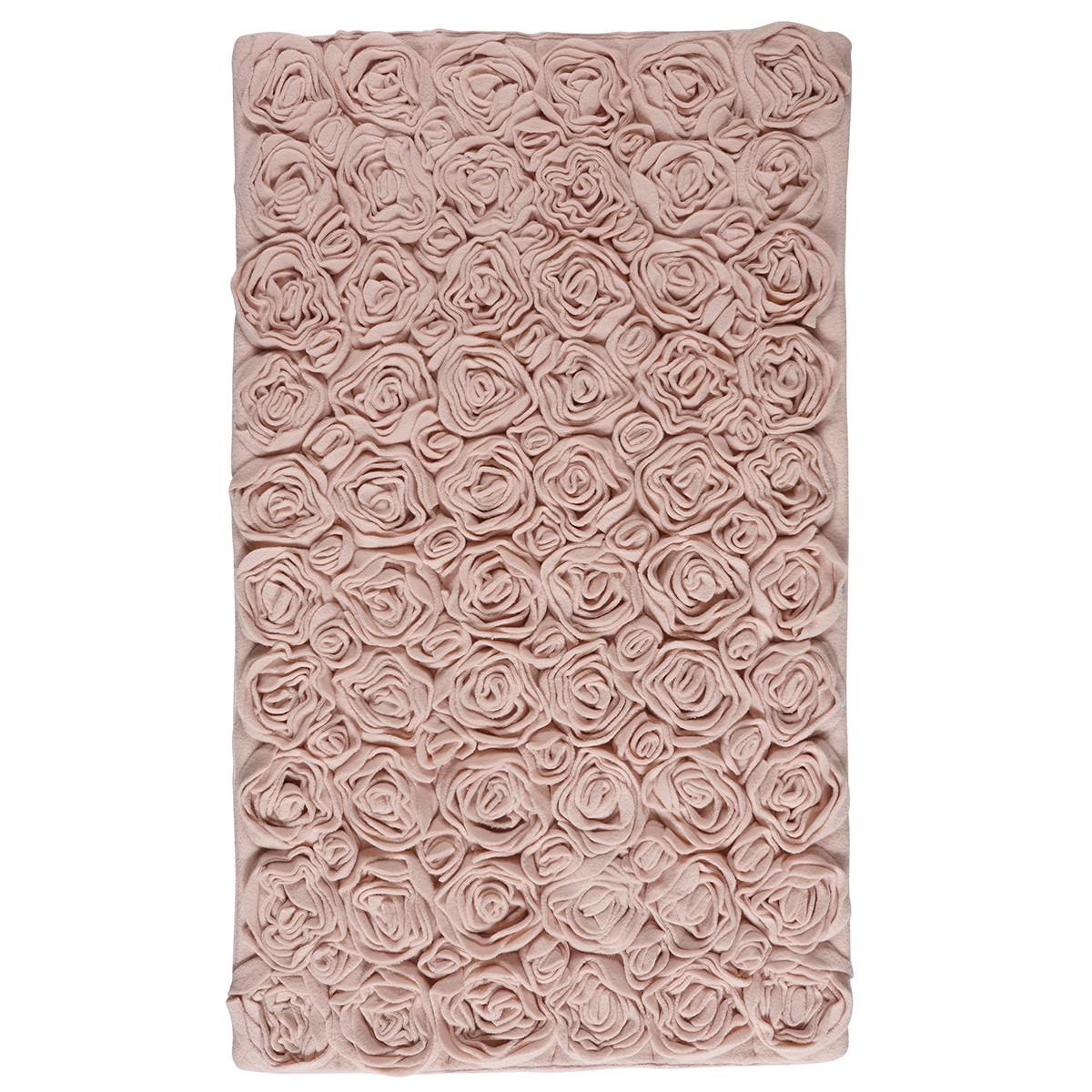 badteppich rose aquanova pastellrosa. Black Bedroom Furniture Sets. Home Design Ideas