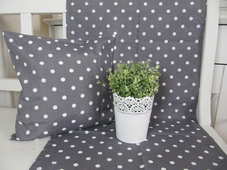 kissenh lle 38x38 oder tischl ufer 50x150 punkte in attraktiven wohnfarben. Black Bedroom Furniture Sets. Home Design Ideas
