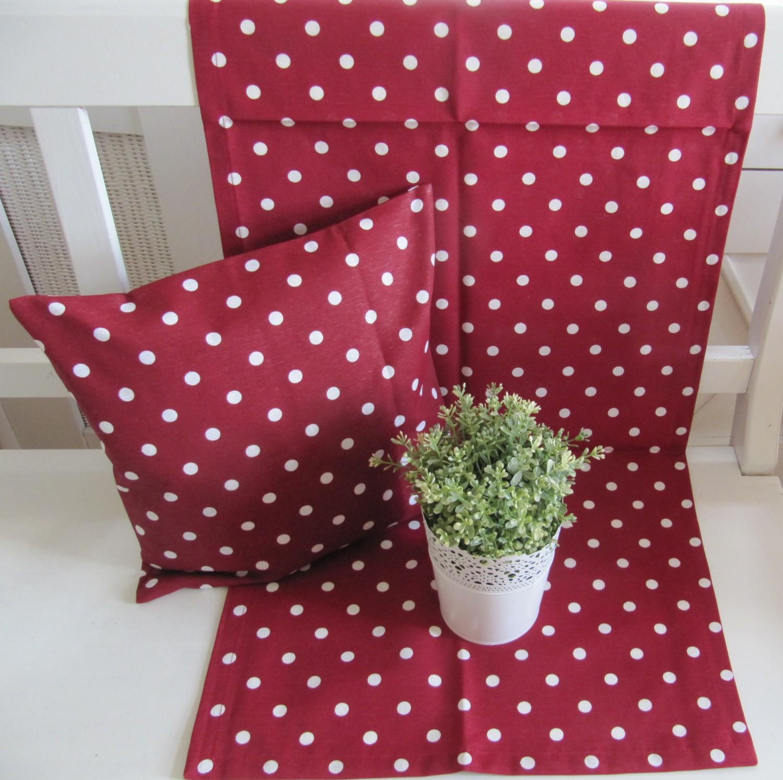 kissenh lle 38x38 oder tischl ufer 50x150 punkte in. Black Bedroom Furniture Sets. Home Design Ideas