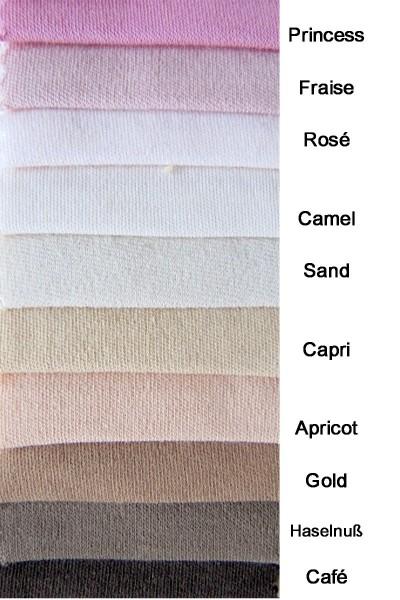 Spannbettlaken Jersey 90 x 190 - 100 x 200 Jersey Comfort Heike