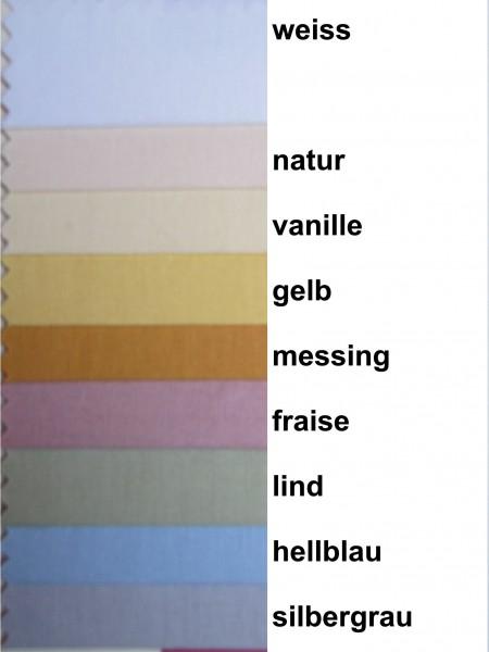Spannbettlaken Cotton Comfort 95 x 195 cm Spannbetttuch