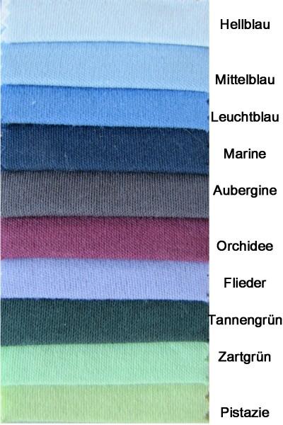 Spannbettlaken Jersey 90 x 190 - 100 x 200 New Edition Heike
