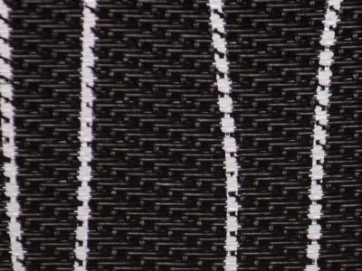 tischset platzmatte pvc schwarz wei 45x33. Black Bedroom Furniture Sets. Home Design Ideas