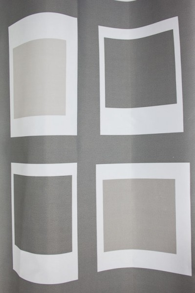 duschvorhang grau weiss textil arinosa window 180 x 200. Black Bedroom Furniture Sets. Home Design Ideas