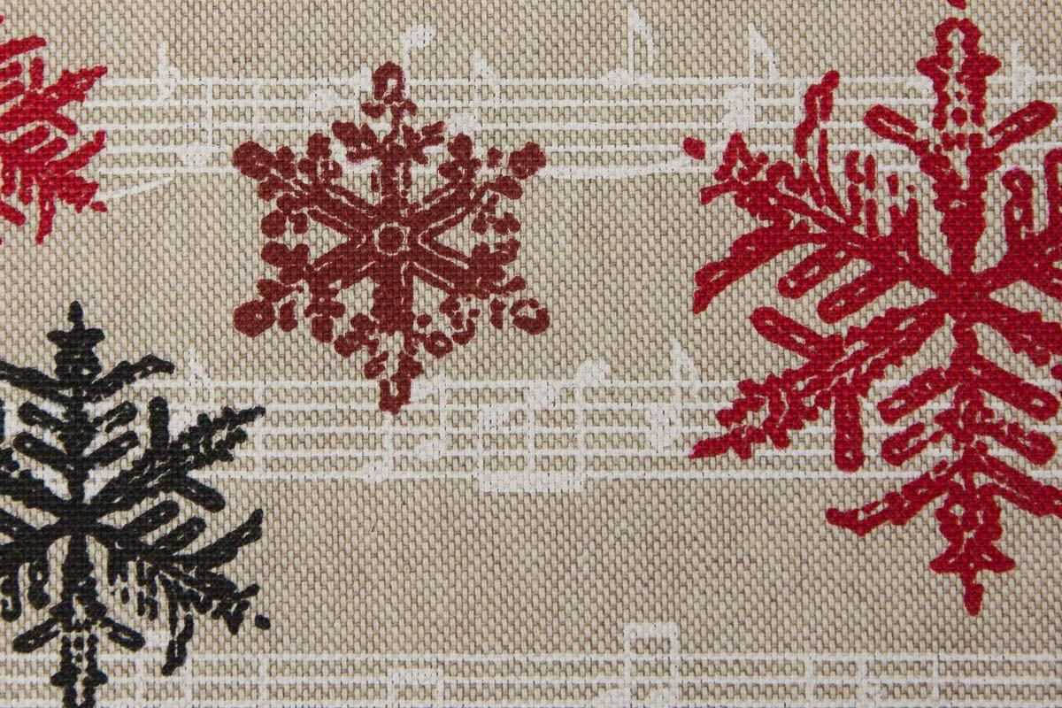 tischl ufer weihnachten rot 50x150 weihnachtsmelodie. Black Bedroom Furniture Sets. Home Design Ideas