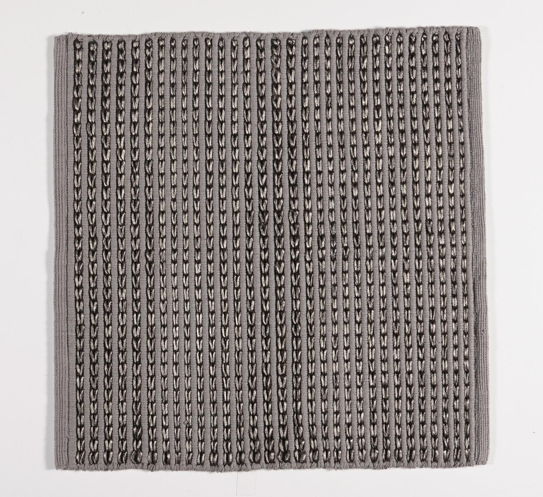 Teppich Läufer Victor Grau Olive oder Sand verschiedene Größen